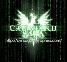 Crowford Saga - Matrix Logo by cynthiafranca