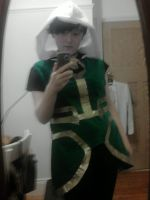 Kid Loki Tunic by BattyTea