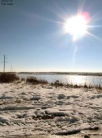 Sunny Winter Day 2 by GlimmerofHopeImages