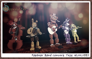 First Concert (Updated) by RaggedyStar