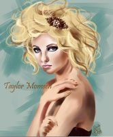 Taylor Momsen. by Black-Cherry007