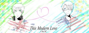 This Modern Love by ohboyomi