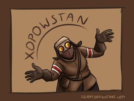 Welcome to Xopowstan by LilayM