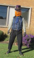 Gourdon Pumpkinhead  2015 - 7 by Windthin