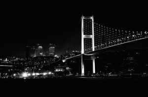 Bosphorus Bridge by t-ufan
