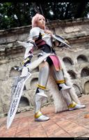 Final Fantasy XIII-2 [Lightning] by jiocosplay
