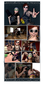 Crush 2: Kat and Mouse Now Available! by SorenZer0