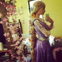 Rapunzel Cosplay Tangled by PuzzleLeafs