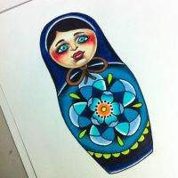 nesting doll by michaelbrito