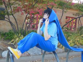 .:Cosplay:. Spacing out by PutNameHere