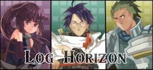 Fanart Log Horizon by zeneria29
