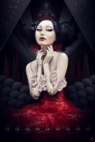 The Red Queen by JTorrevillas