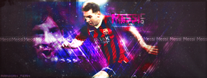 Lionel Messi The Best by shehabkhaled