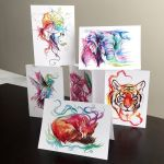 Stationary Cards by Lucky978