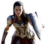 Lady Sif PNG by SweetCheeks95