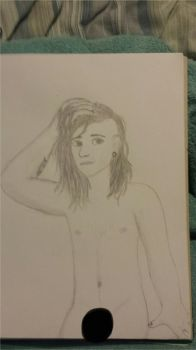 Skrillex (Censored) by qloomycat