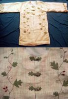 Fairy Shaman Ritual Robe by Lolair