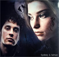 Sydney and Adrian (german book cover) by Alcas23