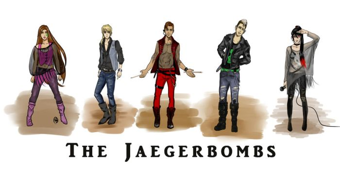 The Jaegerbombs by Lindowyn