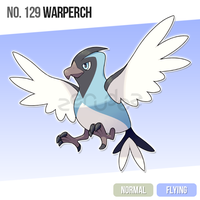 129 Warperch by zerudez