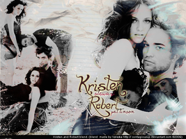 Kristen and Robert by contagiousup