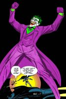 jokers loose by The-Spirit
