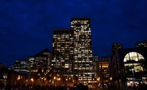 San Francisco at Night by pdelariva