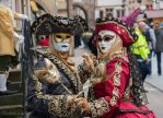 Carnival of Venice 2016 -  Rosheim Alsace France by Cloudwhisperer67