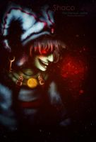 League of Legends. Shaco - The Demon Jester by Darynian