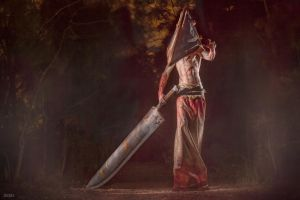 Silent Hill- Pyramid Head by JMJ83