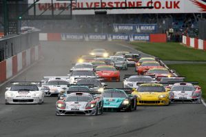 FIA GT Silverstone 2009 by TheCarloos