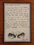 Note From A Timelord by jmiron