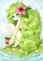 shaymin by swdd-cat