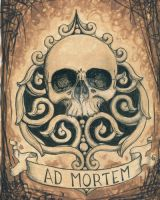 Ad Mortem by ShayneOtheDead