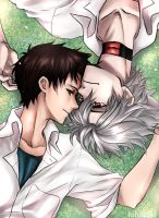 The Fault in Our Stars feat.kawoshin by Hihazuki