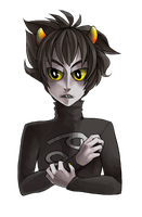 Karkat by Miupoke