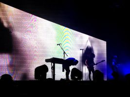 Nine Inch Nails Live 2014 by Vma5