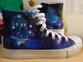 Everyone needs a bit of The Doctor in their step by Animal-Amans