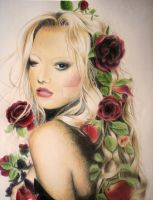 Gemma Ward by pandaeyes105
