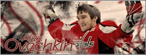 Alexander Ovechkin Signature by Canuckforever00