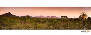 Stirling Ranges Sun Rise by Furiousxr