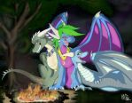 Campfire Comedy by star2behold