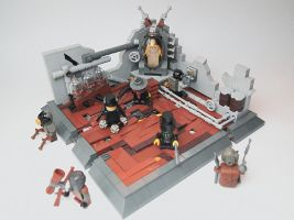 LEGO. Snow White and 7 Dwarves by DwalinF
