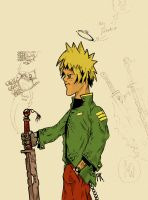 Future punk soldier! by warmll