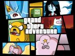 Grand Theft Adventure by unaifg