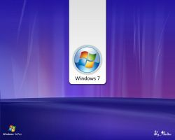windows 7 wallpaper by aminemax