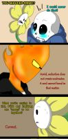 Undertale New world (page 65) by joselyn565