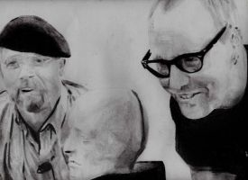 Jamie and Adam-Mythbusters. by MindlessCreativity