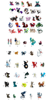 101 Adopts - Nai-Alei Base - Adopted by Feralx1