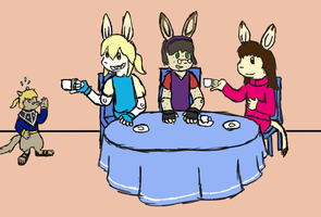 Trade - The Tea Party by Chaz-GELF
